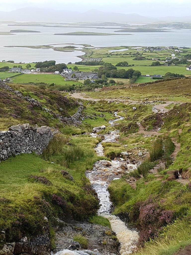 L'Irlanda tra religione e misticismo: Il Croagh Patrick