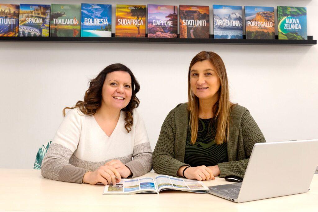 Giorgia Boato e Serena De Bianchi