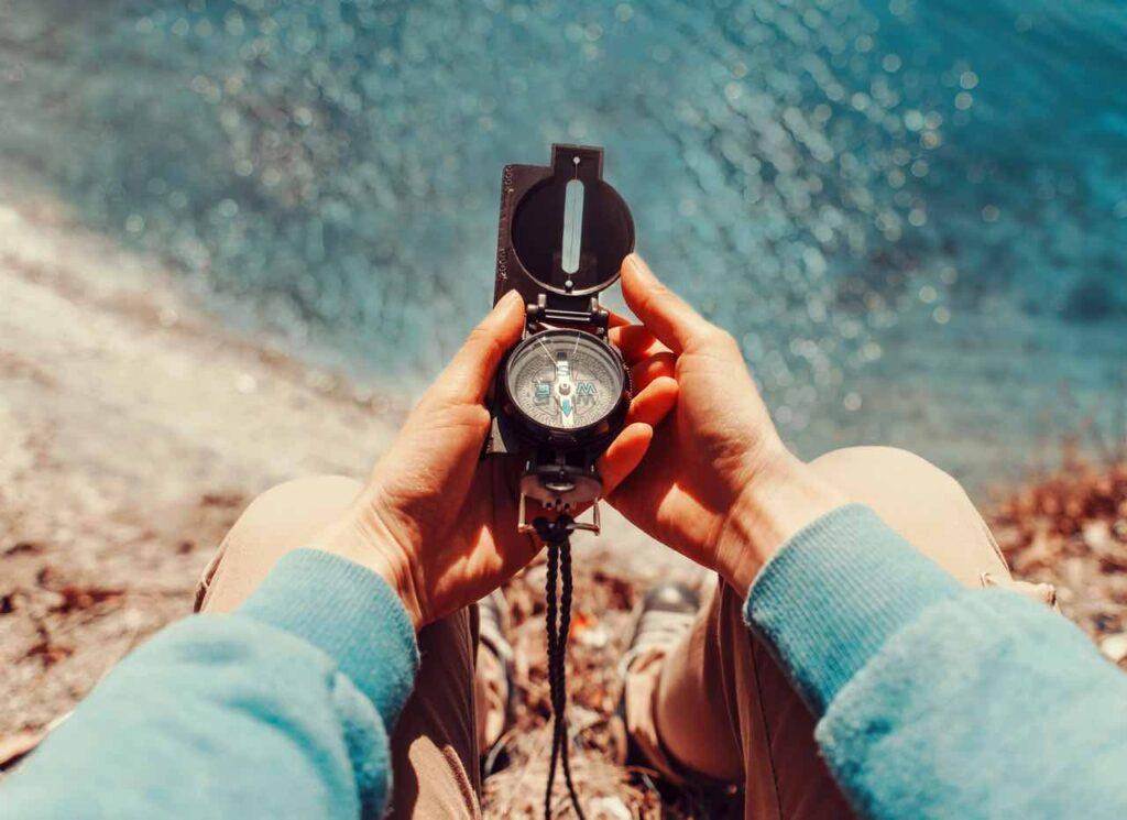 esplorare il mondo