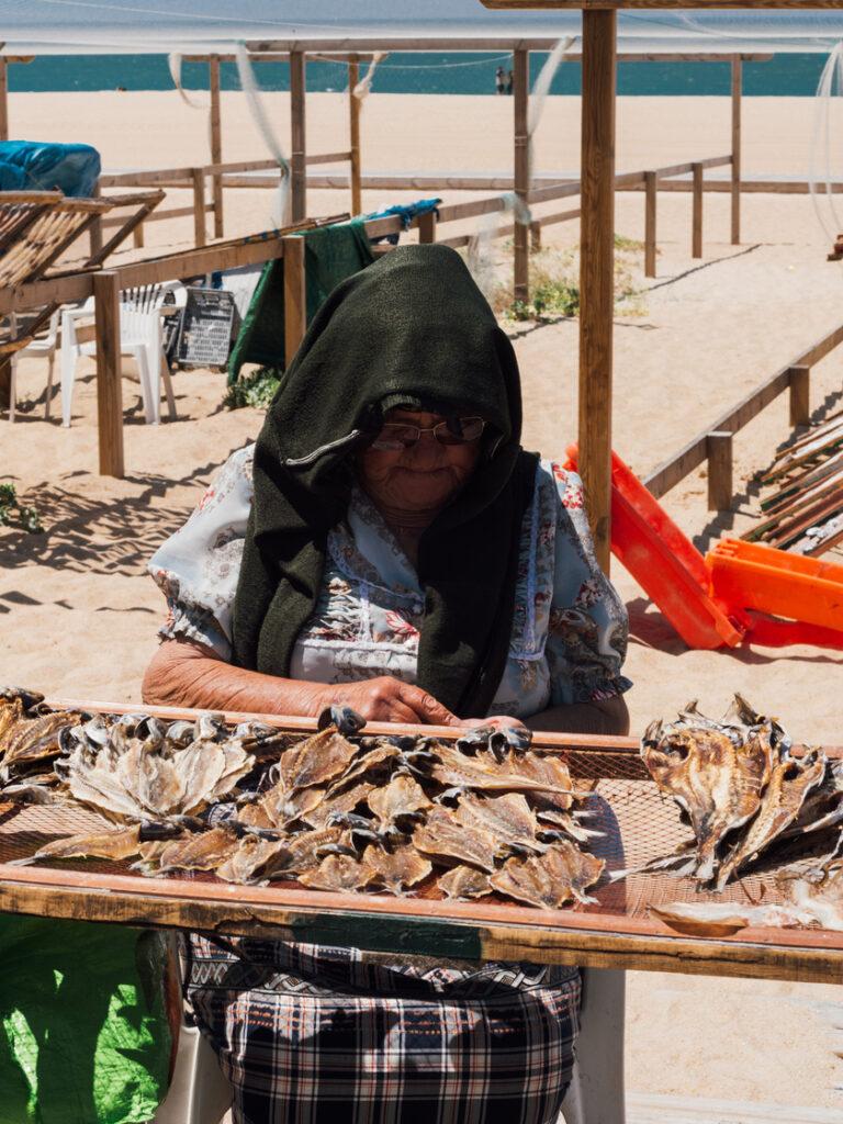 L'anima profonda di Nazarè: le donne e la loro tradizione