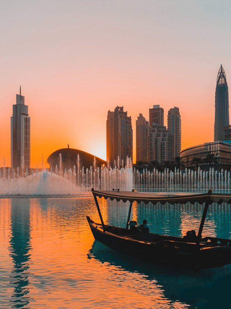 3 spettacoli imperdibili a Dubai